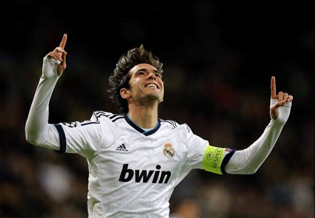 Kaka laughs off LA Galaxy rumors