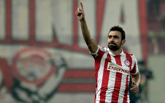 Olympiakos secure 40th Greek title