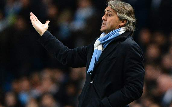 Mancini hits out at financial fair play regulations