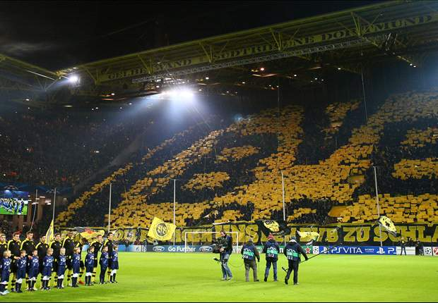 Borussia Dortmund call on fans to end protests