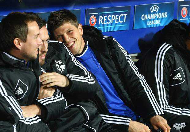 Huntelaar still confident of top-three finish