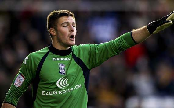 Birmingham confirm Liverpool talks with Butland