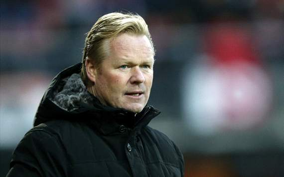 Koeman coy on Manchester City rumours