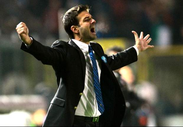 Inter's Stramaccioni congratulates players despite home draw with Genoa