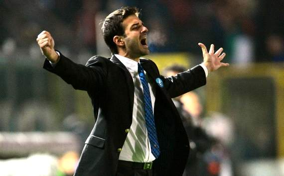 Stramaccioni: If Conte is the 'Special One', then I am the 'Normal One'