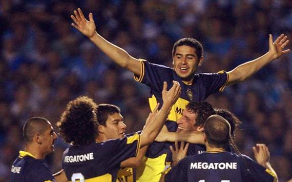 Neymar: It would be wonderful to play with Riquelme