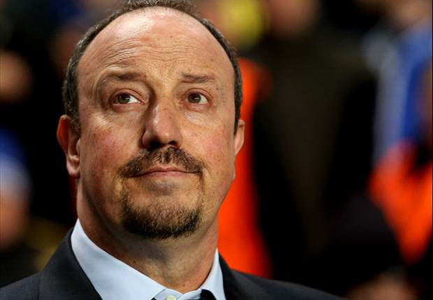 Chelsea boss Benitez reveals peace talks with Terry &amp; Lampard
