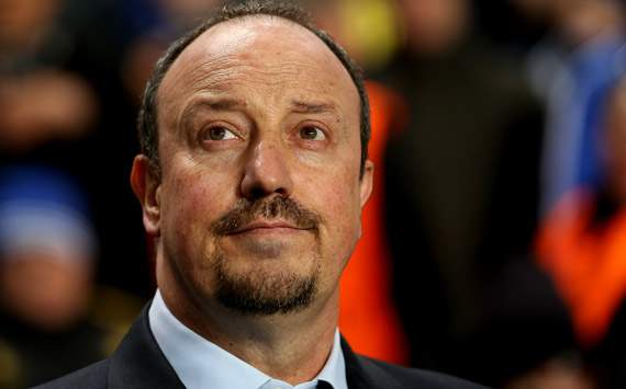 Benitez focuses on positives following Chelsea's Champions League elimination