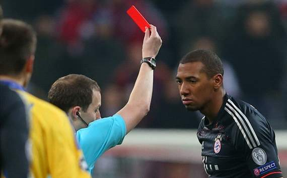 LdC, B. Munich - Boateng suspendu