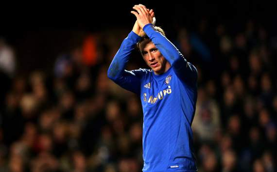 CL - Chelsea v FC Nordsjaelland, Fernando Torres