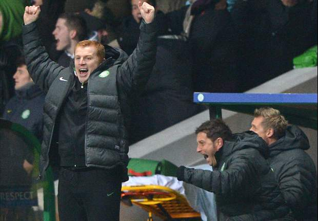 Lennon hails Celtic's 'monumental' Champions League progression