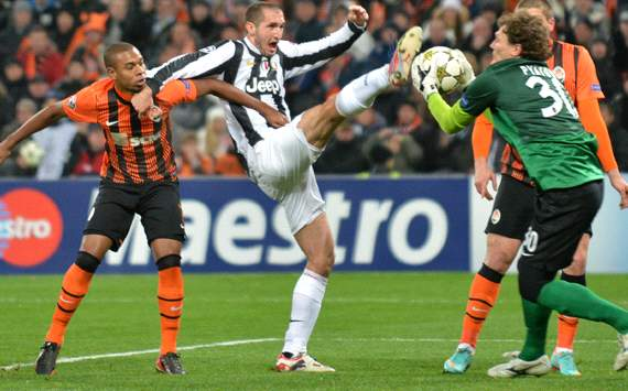 Chiellini: Juventus always believed in qualification