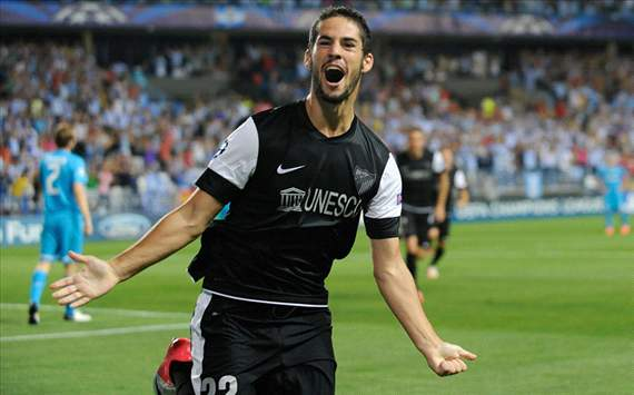 Why Isco & Pellegrini could follow Cazorla out of the exit door at Malaga