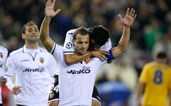 Valencia ready for Madrid triple-header, says Soldado