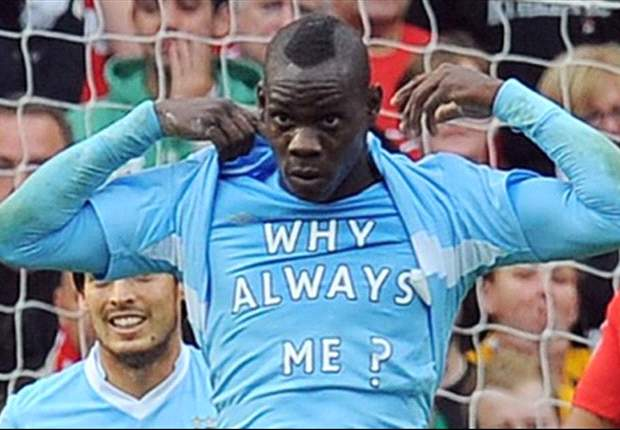 Goodbye and good luck, Mario Balotelli: The Premier League will be worse without you