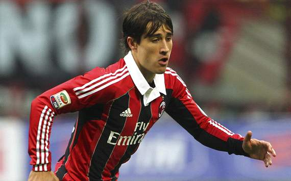 Bojan pleased with AC Milan progress