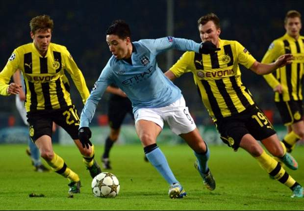 Nasri: I owe Wenger for getting me where I am today