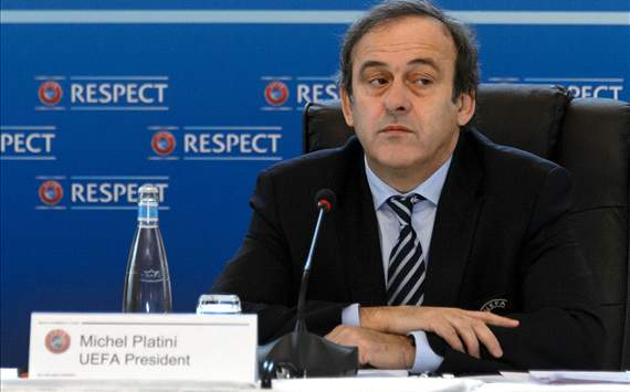 Platini: &quot;Nooit over afschaffing EL gesproken&quot;
