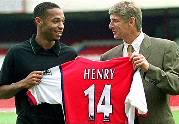 'Sad' criticism of Wenger not deserved, insists former Arsenal star Henry