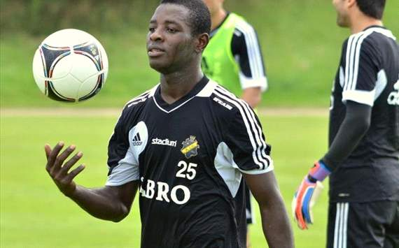 Sierra Leone defender Ishmael Koroma leaves for Udinese trials