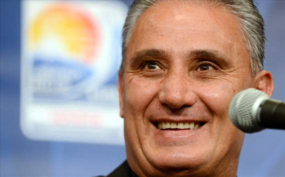 Tite pays tribute to Corinthians supporters after Club World Cup triumph