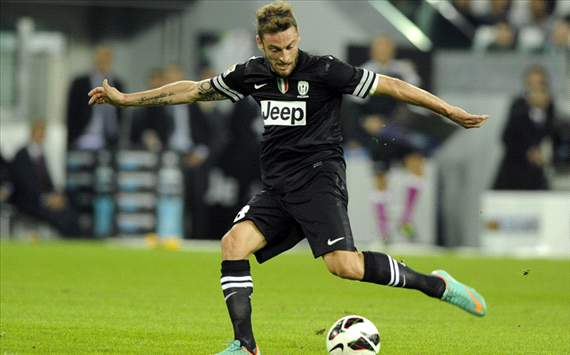 Marchisio apologises for miss in Juventus defeat to Lazio
