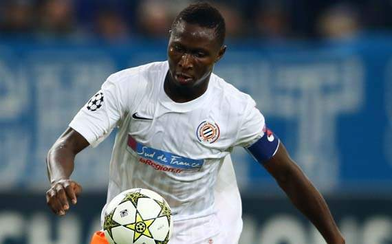 Montpellier confirm Yanga-Mbiwa exit ahead of Newcastle move
