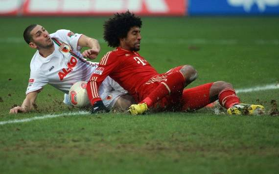 Germany, Bundesliga, FC Augsburg vs. FC Bayern Munich, Sascha Moelders, Dante