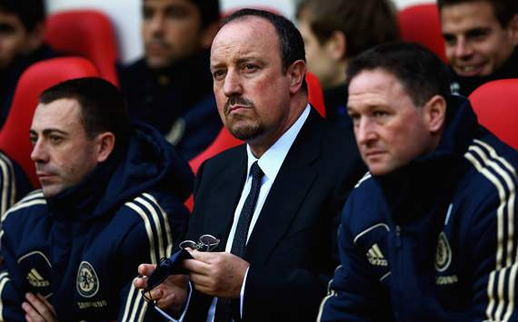 Benitez: Chelsea are ready if Manchester City or Manchester United slip up