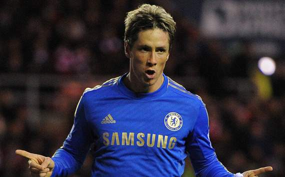 Chelsea striker Torres hails boosted confidence