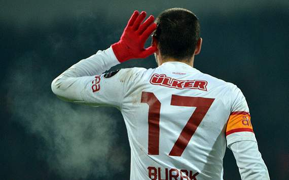 Burak: It feels good to compete against Messi and Ronaldo