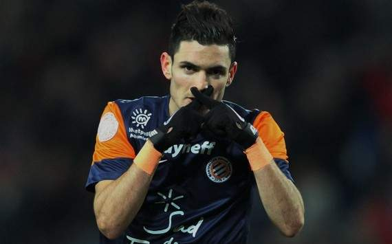 Ligue 1 : Remy Cabella (Montpellier vs Ajaccio)