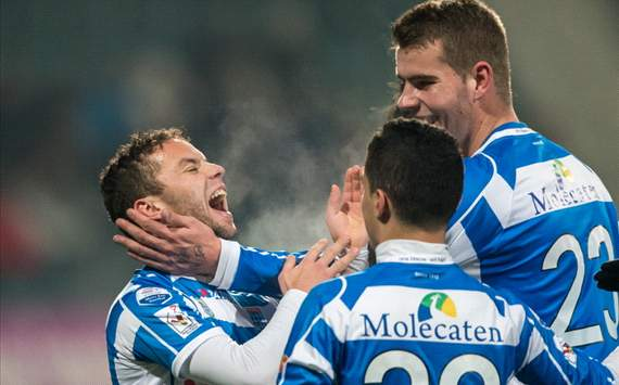 Drietal mag vertrekken bij PEC Zwolle