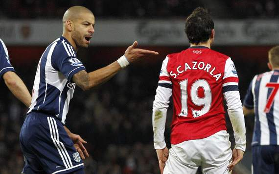 'Santi is not a player who dives' - Arteta jumps to defence of under-fire Cazorla