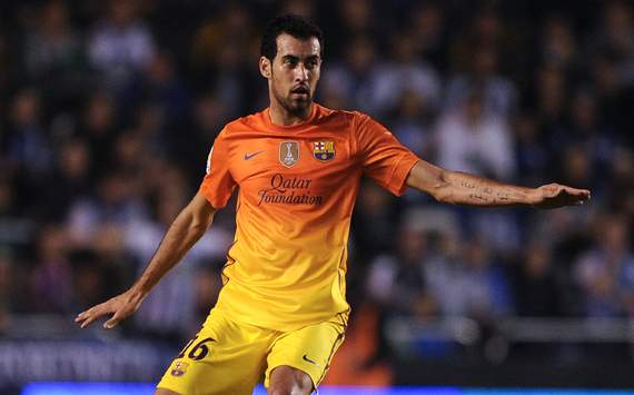 Sergio Busquets Waspadai Real Valladolid