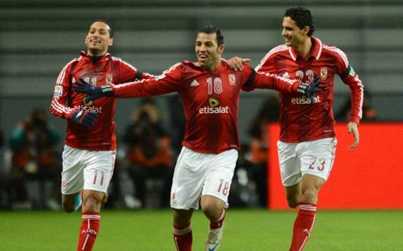 Al Ahly stun J-League champions to progress