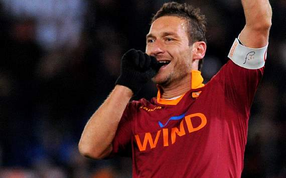 Francesco Totti - Roma