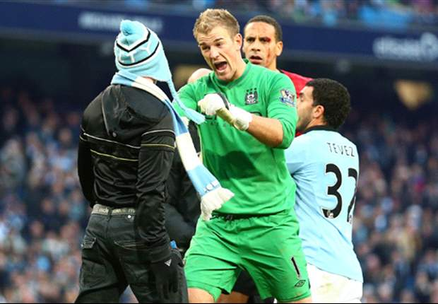 Manchester City fan who confronted Ferdinand banned from matches for three years