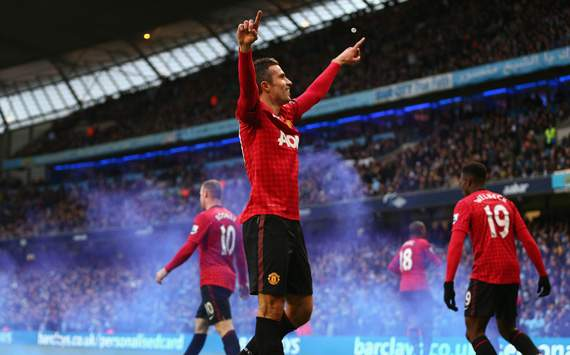 Van Persie is Manchester United's Messi, says O'Neill