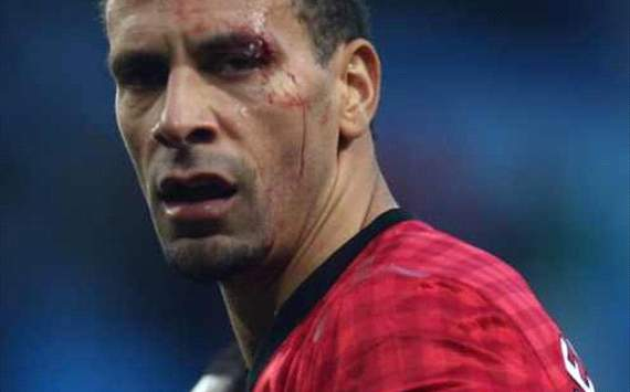'A centimetre either side & Ferdinand loses an eye' - Giggs condemns Manchester City coin controversy