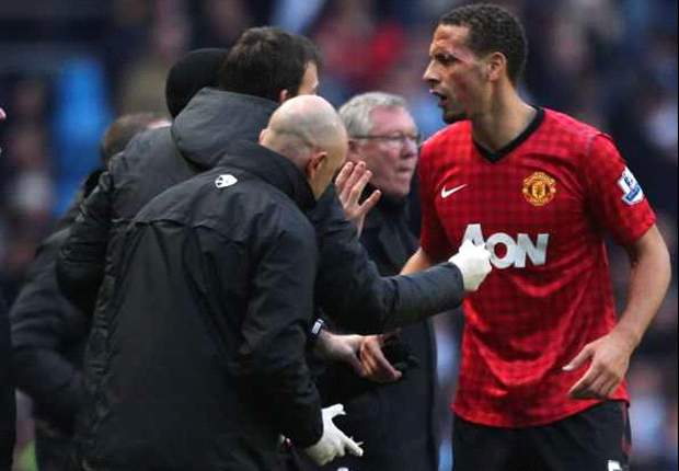 Frank Isola: Rio Ferdinand fortunate to have avoided serious injury