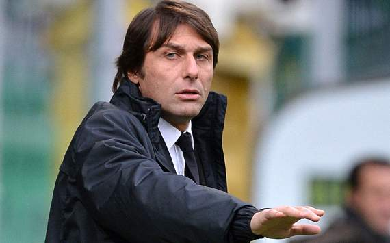 Juventus coach Conte unaware of any move for Drogba