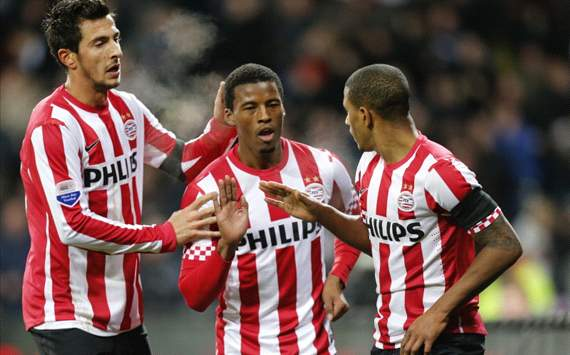 Narsingh relieved with PSV's victory over Twente