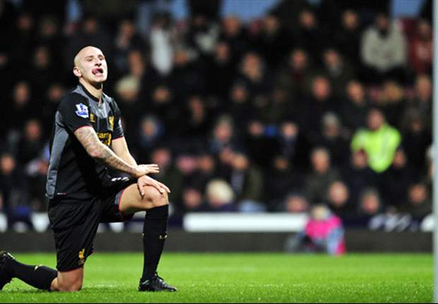 Liverpool's Shelvey awarded West Ham match-winning goal