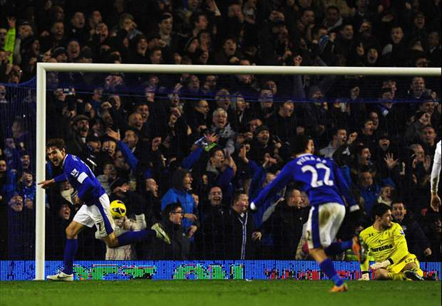 Everton collapse shows Villas-Boas' new-look Tottenham still possess trademark frailties