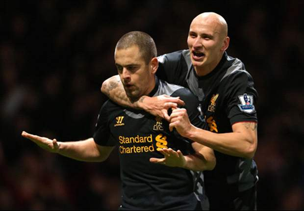 Joe Cole to fight for Liverpool future after first league goal in 20 months