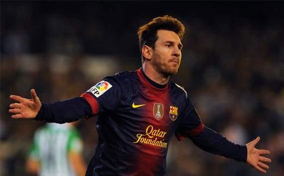 Lionel Messi, España, Record