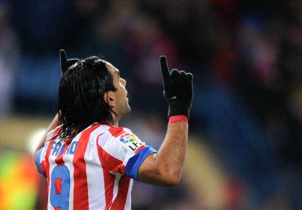Caminero: Falcao remains under contract and focused at Atletico Madrid