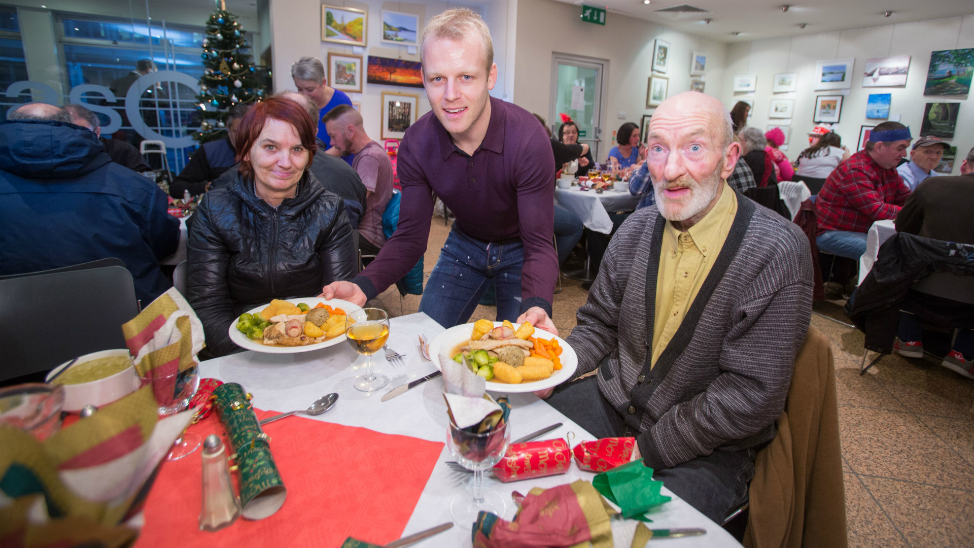 Loaves And Fishes Food Bank Glasgow