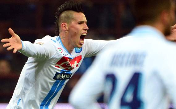 Hamsik: I'm not thinking about leaving Napoli